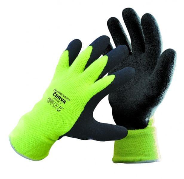 b0cf96bceb4 Červa PALAWAN WINTER rukavice zimní žlutá 10