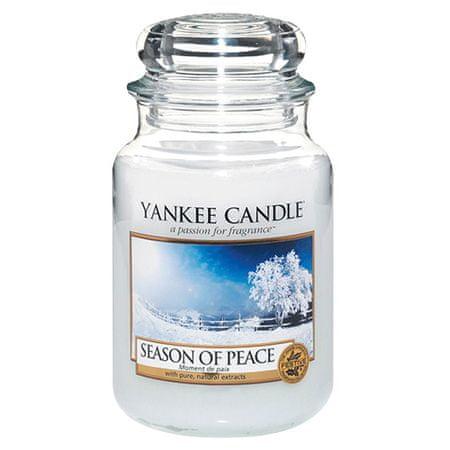 Yankee Candle Classic veľký - Obdobie mieru, 623 g