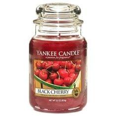 Yankee Candle Classic velký - Zralé třešně, 623 g