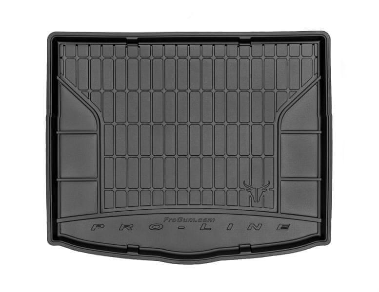 MAMMOOTH Vana do kufru, pro Škoda Fabia III (Liftback) od r. 2014, černá