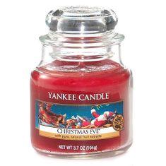 Yankee Candle dišeča sveča Classic mala - Božični večer, 104 g