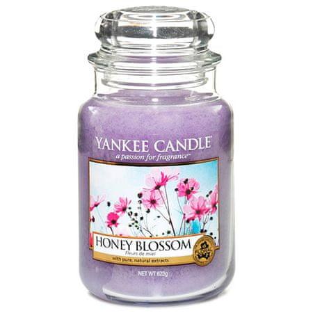 Yankee Candle Classic velký - Medový kvítek, 623 g