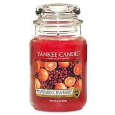 Yankee Candle Mandarinky s brusinkami, 623 g