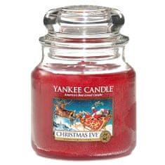 Yankee Candle Świeca Classic średnia – Christmas Eve, 410 g