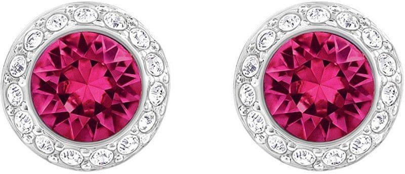 0cb28f074 Swarovski Náušnice s červeným krystalem ANGELIC 5446022