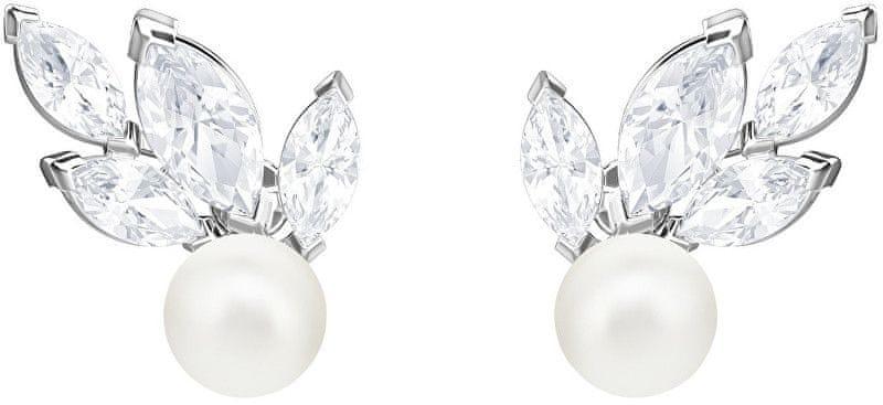 235338cda Swarovski Luxusní náušnice s perličkami LOUISON 5422683