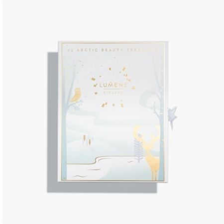 Lumene Kalendarz adwentowy (24 Arctic Beauty Treasures)