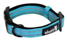 Alcott Fényvisszaverő nyakörv, Kék, S