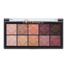 Dermacol (Matt & Pearl Eyeshadow Palette) 7 g