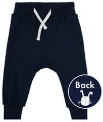 Garnamama fantovske hlače za dojenčke Rabbit