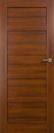 VASCO DOORS Interiérové dveře BRAGA plné, model 1, Dub sonoma, D
