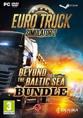 Euro Truck Simulator 2 + Beyond the Baltic Sea Bundle (PC)