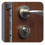 4 - VASCO DOORS Interiérové dveře EVORA kombinované, model 3, Merbau, C