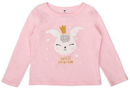 Garnamama lány póló Rabbit 98 rózsaszín