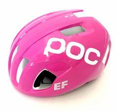 POC  Ventral SPIN EF Ed. přilba Fluorescent Pink,  vel.M(56-62cm)