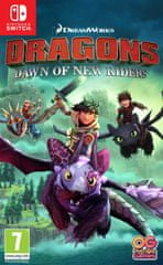 Outright Games Dragons: Dawn of the New Rider (Switch) Datum izdaje: 28.2.2018