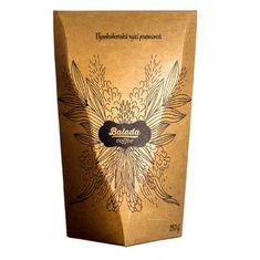 Balada Coffee Jamaica Blue Mountain, 125 g, zrno
