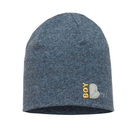 Broel chlapecká čepice Boy 51 modrá  1282947051