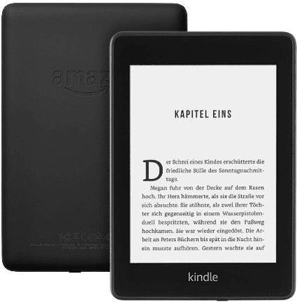 Amazon Kindle Paperwhite 4 - SPONZOROVANÁ VERZE