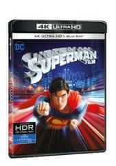 Superman (2 disky) - Blu-ray + 4K ULTRA HD