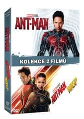 Kolekce Ant-Man 1.-2. (2DVD)   - DVD