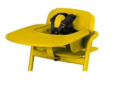 Cybex dodatni pladenj LEMO Snack Tray 2019 Canary Yellow