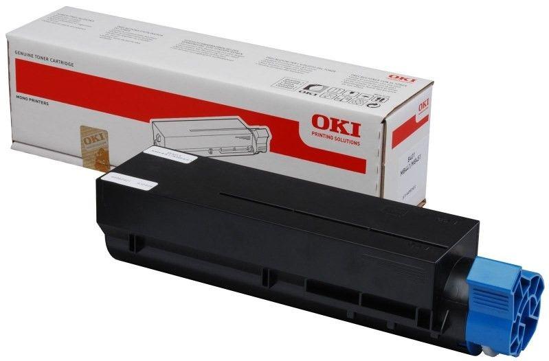 OKI toner 44992402, černý (44992402)