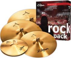 Zildjian Rock Pack Činelová súprava