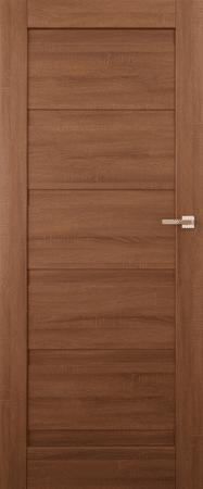 VASCO DOORS Interiérové dveře EVORA plné, model 1, Bílá, D
