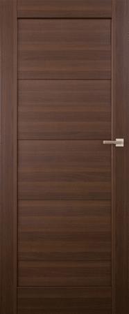 VASCO DOORS Interiérové dveře SANTIAGO plné, model 1, Dub riviera, B
