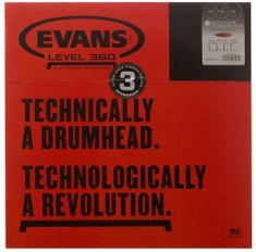 Evans EC2 Clear Standard set Sada blan na tomy