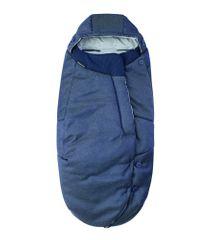 Maxi-Cosi spalna vreča dodatek za voziček General Footmuff Sparkling blue, moder