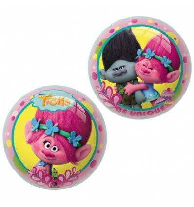Mondo toys žoga Trolls 23 cm