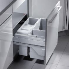 Hailo koš za ločevanje odpadkov 3610641, 4 posode