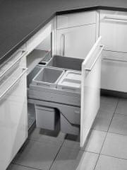 Hailo koš za ločevanje odpadkov 3610631, 3 posode