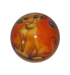 Mondo toys žoga Levji kralj, 23 cm