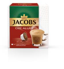 Jacobs Kartón 3 x kapsuly 14 ks Café Au Lait