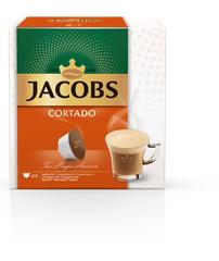 Jacobs Karton 3 x kapsle 14 ks Cortado