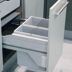 Hailo koš za ločevanje odpadkov 3610581, 2 posodi