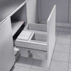 Hailo koš za ločevanje odpadkov 3610671, 3 posode