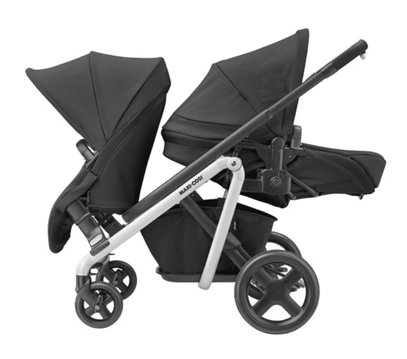 Maxi-Cosi Duo Kit Lila Nomad grey