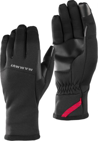 Mammut rukavice Fleece Pro Glove Black 8
