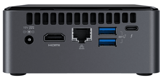 Intel nettop NUC kit i3 NUC8I3BEH