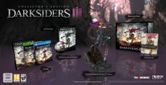 Darksiders 3 - Collectors Edition (PS4)