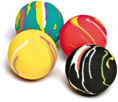 Gimborn Sada pěnových míčů pro kočky (4 ks)