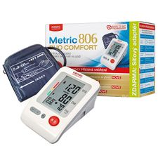 Cemio Digitální tlakoměr Metric 806 DUO COMFORT