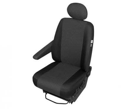 KEGEL Poťah do dodávok DELIVERY VAN ARES, typ DV 1 (sedadlo vodiča)