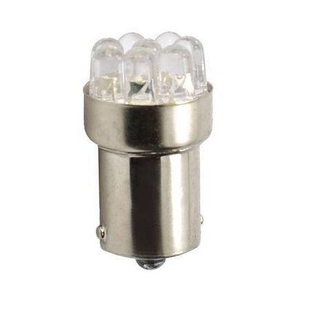 M-Tech LED žiarovky - typ R5W, biela, 1W