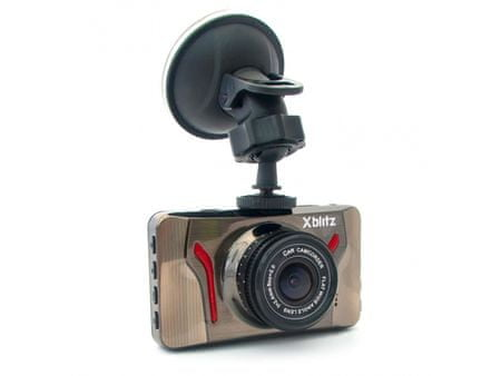 "XBlitz Autokamera Ghost, 1920 x 1080p / 30 fps, 3"" displej"