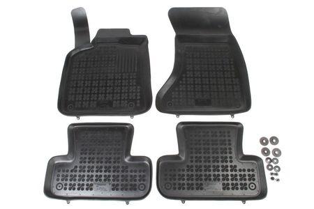 REZAW-PLAST Gumové koberce, súprava 4 ks (2x predné, 2x zadné), Audi Q5 2008-2017